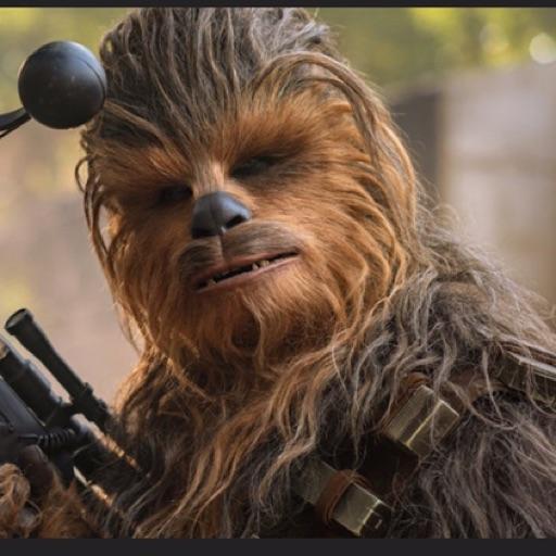 Avatar - raging Wookiee