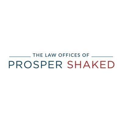 Avatar - The Law Offices of Prosper Shaked